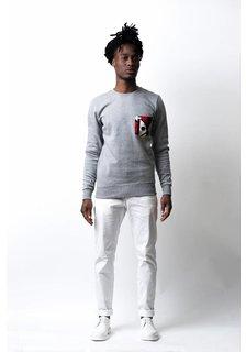 Afriek Graphic Sweater