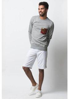 Afriek Red Sweater