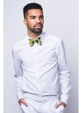 Afriek Straw Bow Tie