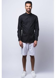 Afriek Black Basic Shirt