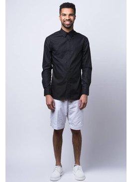 Afriek Black Basic Shirt