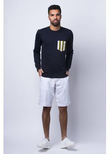 Afriek Golden Stripes Sweater