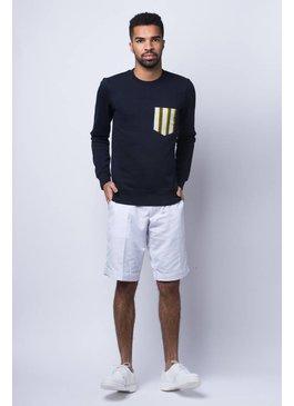 Afriek Golden Stripes Sweater
