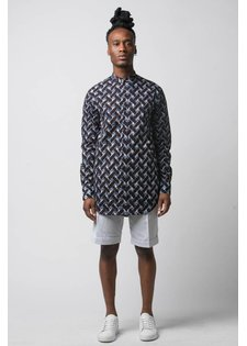 Afriek Cocoon Long Shirt