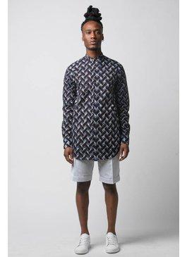 Afriek Cocoon Long Shirt