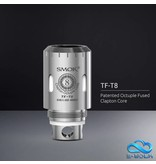 Smoktech TF-T8 Octuple Fused Clapton Replacement Coil by SMOK