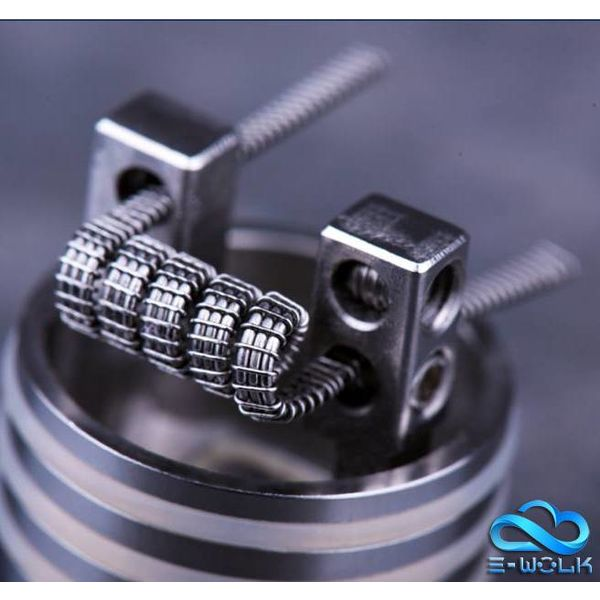 Triple Core Caterpillar Clapton Coils