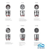 Smoktech TFV12 Replacement Coils & RBA