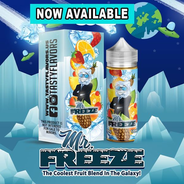 Mr. Freeze (100ml) Plus