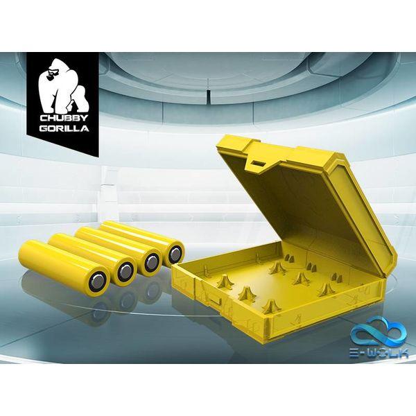 Quad 18650 Battery Case (100pcs)