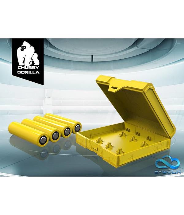 Chubby Gorilla Quad 18650 Battery Case (50pcs)