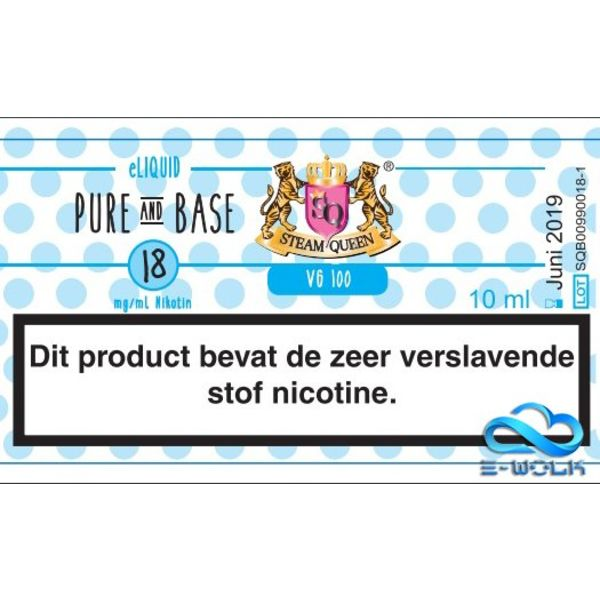 10ml 18mg base (DE)