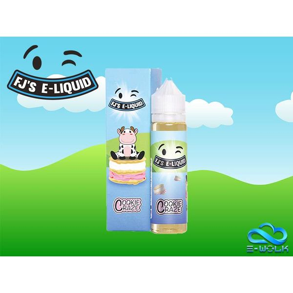 Cookie Monsterz (50ml) Plus
