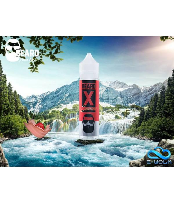 Beard Vape Co. X-Series Red (50ml) by Beard Vape Co.