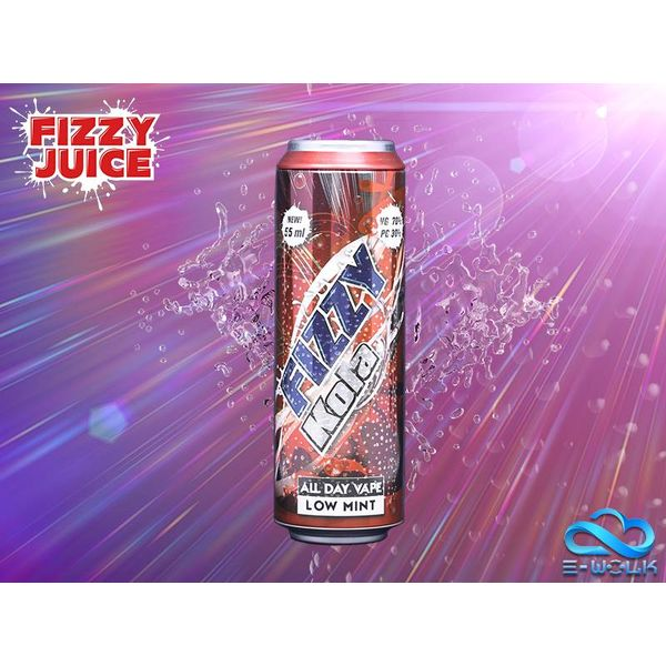 Fizzy Kola (55ml) Plus