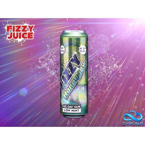 Fizzy Honeydew (55ml) Plus