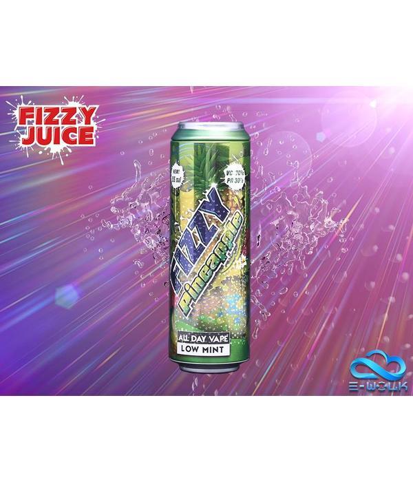 Fizzy Juice Fizzy Pineapple (55ml) Plus by Fizzy Juice