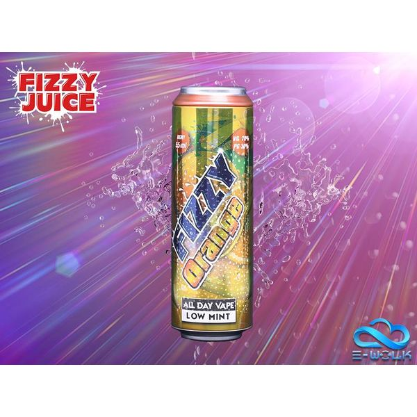 Fizzy Orange (55ml) Plus