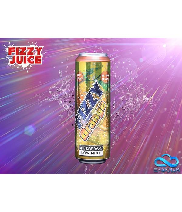 Fizzy Juice Fizzy Orange (55ml) Plus by Fizzy Juice