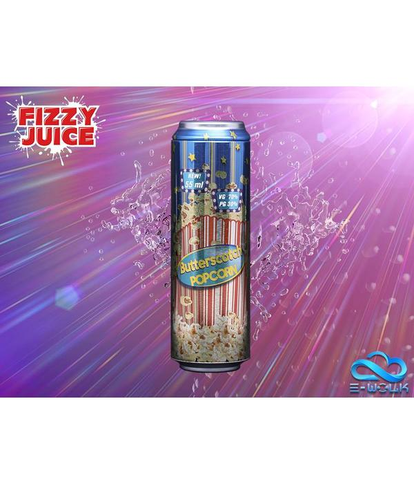 Fizzy Juice Butterscotch Popcorn (55ml) Plus by Fizzy Juice