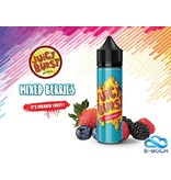 Juicy Burst Mixed Berries (50ml) Plus by Juicy Burst