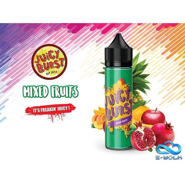 Mixed Fruit (50ml) Plus