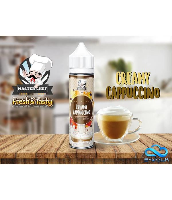 Master Chef Creamy Cappuccino (50ml) Plus by Master Chef