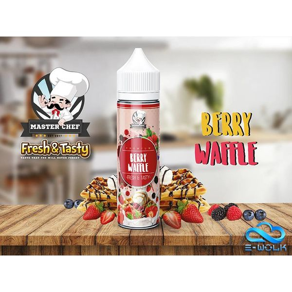 Berry Waffle (50ml) Plus