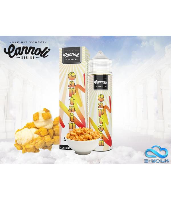 Cannoli Series Captain Cannoli (50ml) Plus by Cannoli Series