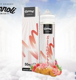 Cannoli Series Strawberry Cannoli (50ml) Plus by Cannoli Series