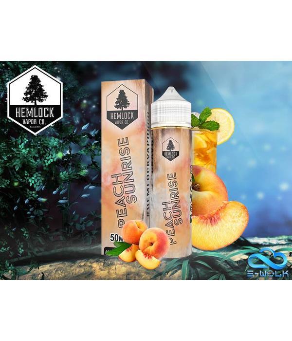Hemlock Vapor Co. Peach Sunrise (50ml) Plus by Hemlock Vapor
