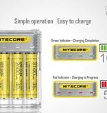Nitecore Q4 4-slot 2A Quick Charger