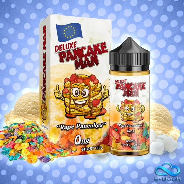 Pancake Man Deluxe (100ml) Plus