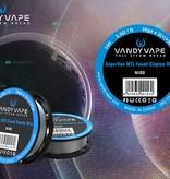Vandy Vape Vandy Vape Superfine MTL Fused Clapton Wire