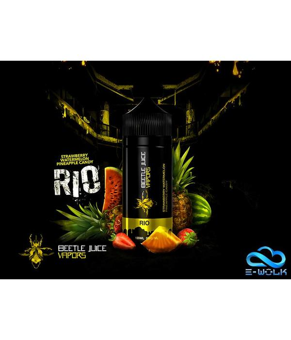 Beetle Juice Vapors Rio (50ml) Plus by Beetle Juice Vapors