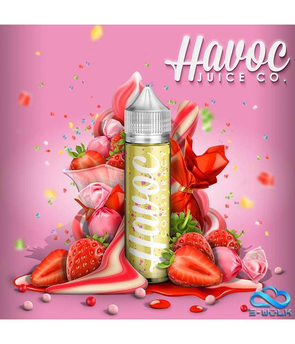 Havoc Juice Co. Firestorm (100ml) Plus by Havoc Juice Co.