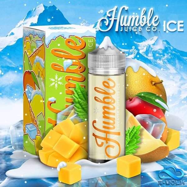 Sweater Puppets Ice (100ml) Plus