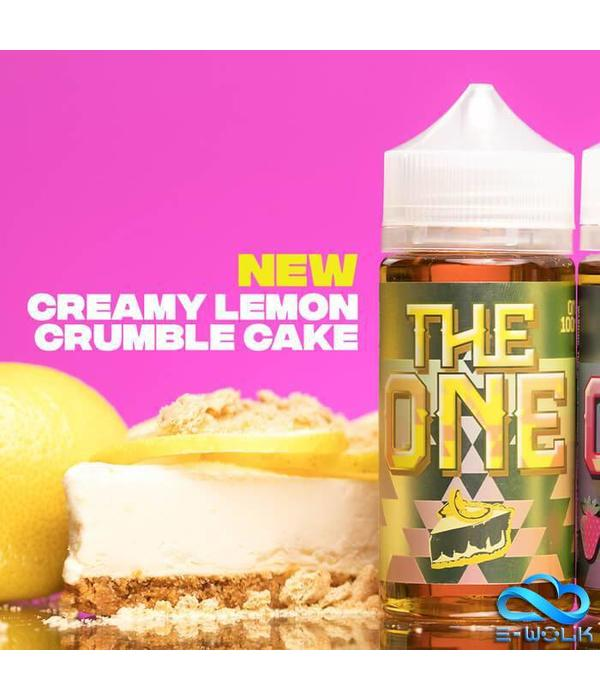 Beard Vape Co. The One Lemon Crumble Cake (100ml) Plus by Beard Vape Co.