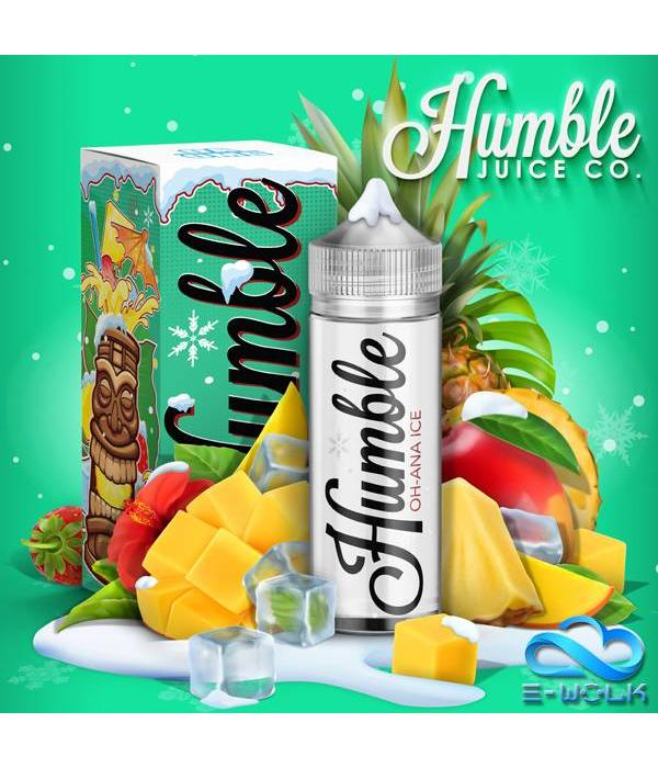 Humble Juice Ice Ice Oh-Ana (100ml) Plus by Humble Juice Co.