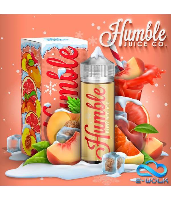 Humble Juice Ice Ice Ruby Red (100ml) Plus by Humble Juice Co.