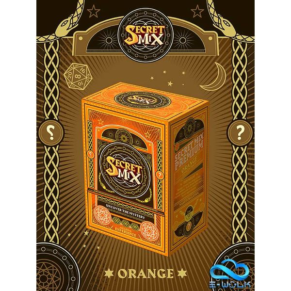 Secret Mix Orange