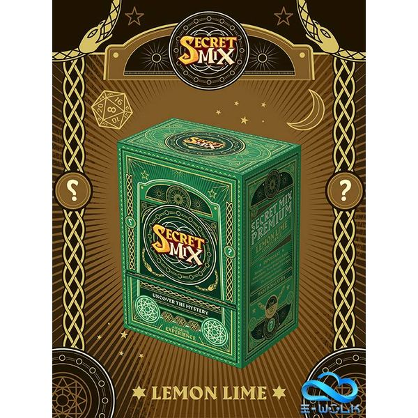 Secret Mix Lemon Lime