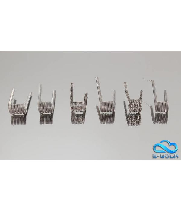 6 in 1 Box Competition Coils