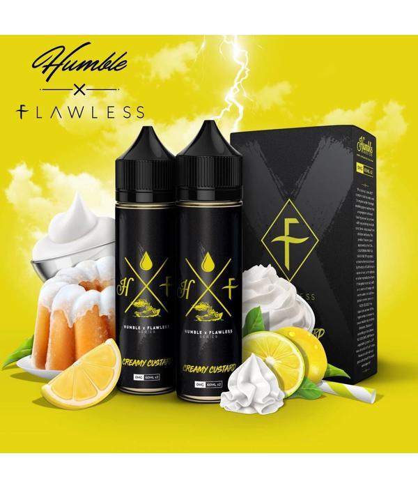 Humble Juice X Series Creamy Custard (100ml) Plus by Humle Juice X Series