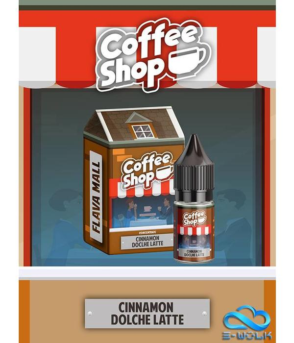 Coffee Shop Cinnamon Dolce Latte (10ml) Aroma