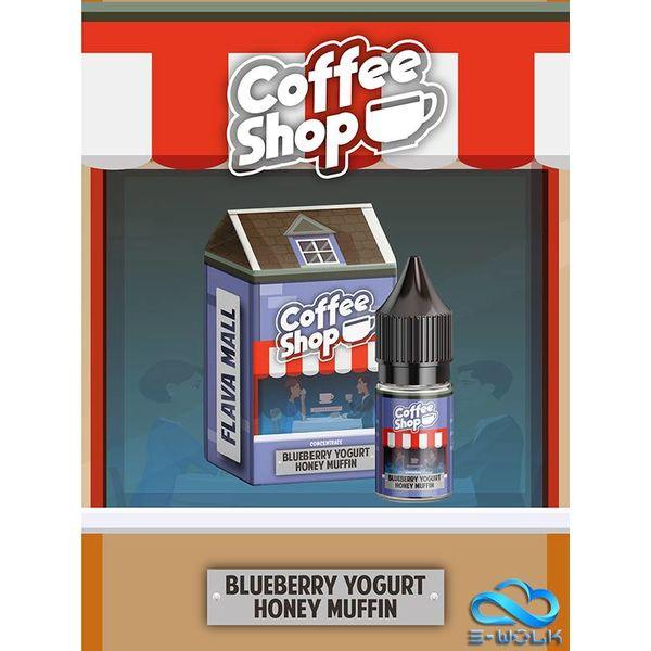 Blueberry Yogurt Honey Muffin