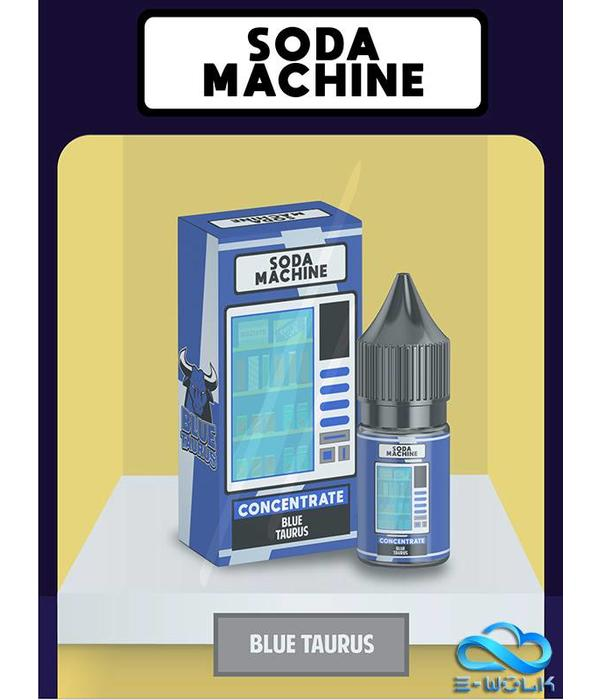 Soda Machine Blue Taurus (10ml) Aroma