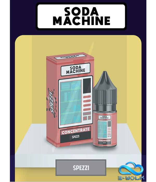 Soda Machine Spezzi (10ml) Aroma
