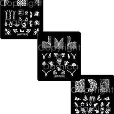 Dashica XL SdP Image Plates