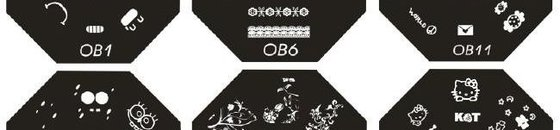OB Serie Image Plates